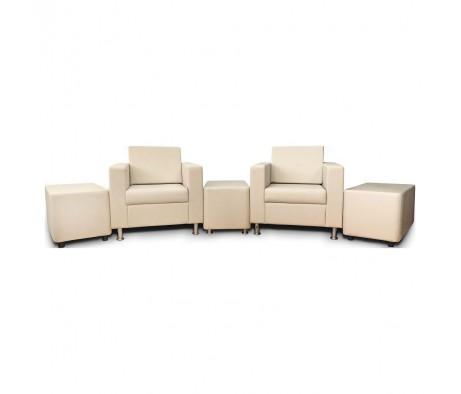 Комплект мягкой мебели Омега-лайт