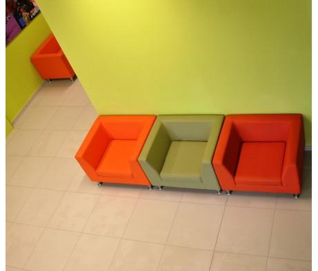 Комплект мягкой мебели Омега-люкс