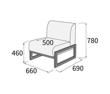 Кресло Сигма-люкс