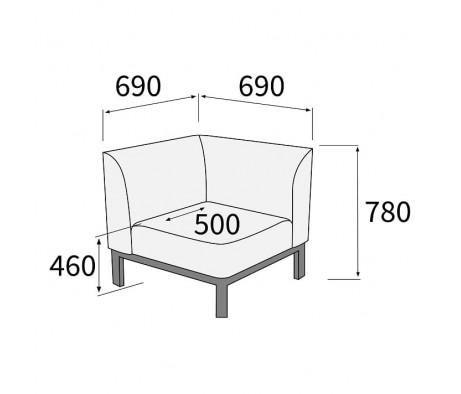 Модуль угловой Сигма-люкс
