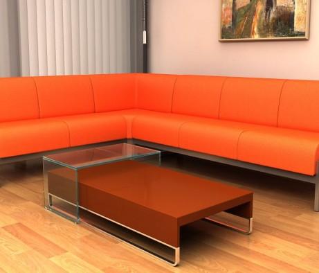 Комплект мягкой мебели Сигма