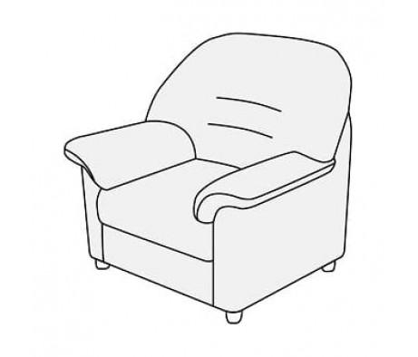 Кресло Тильда