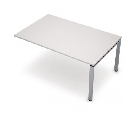 Бенч-система для переговорных столов, конечный модуль (1400*1000*750) 6МПК.503 Avance