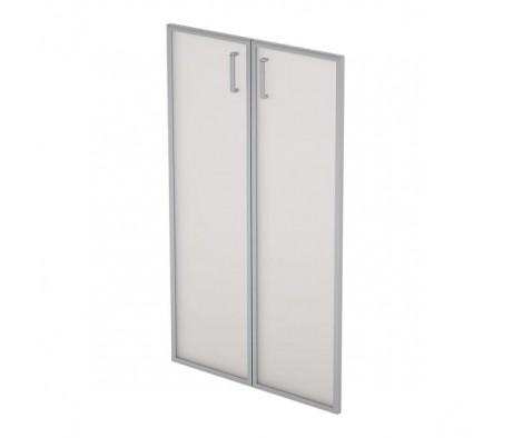 Фасады в алюминиевой рамке 2*(1244*396*20) 6ФКС.009 Avance