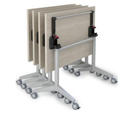 Складной прямолинейный стол Simple (1200*600*750) 8СР.108-S BEND new