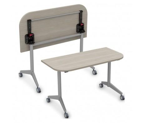 Складной прямолинейный стол Simple с фиксаторами (1250*600*750) 8ФСРР.101-S BEND new