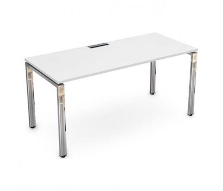Стол рабочий, прямолинейный (1400*700*750) НСР-П.009 Gloss Line