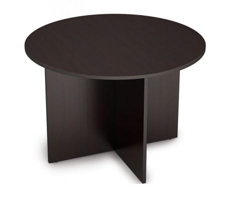 Стол для переговоров круглый (1100*1100*750) 2СП.001 Стиль