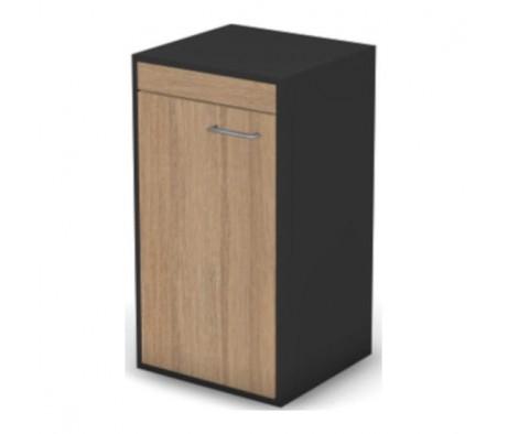 Шкаф, низкий, узкий левый без замка Loft, Matrix New
