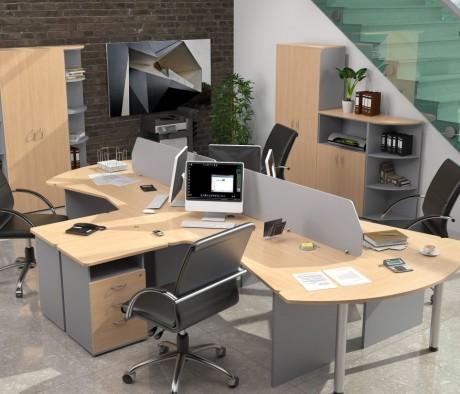 Мебель для персонала BekWem (ЛДСП)