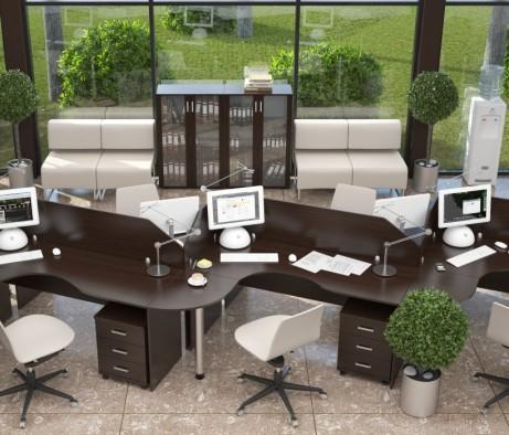 Мебель для персонала Лайт