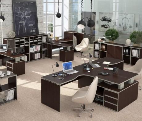 Мебель для персонала VITA (сосна ларедо)