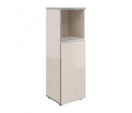 Шкаф узкий средний полуоткрытый V-2.5+4.0.1 Vita