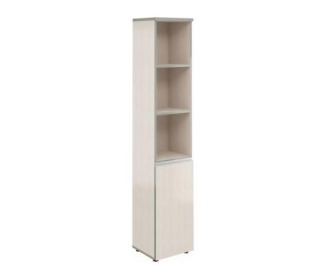 Шкаф узкий высокий полуоткрытый V-2.6+4.0.1 Bella Vita