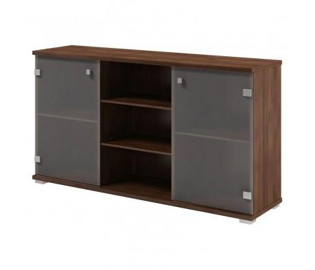 Шкаф приставной к двум столам S-682 Space