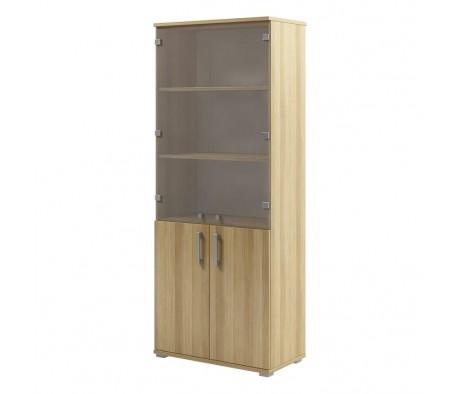 Шкаф со стеклом S-675 Space