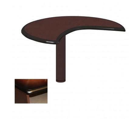 Конференц стол ПК-МСП-ПР115Х125ЛСУ-В1 Маэстро премиум