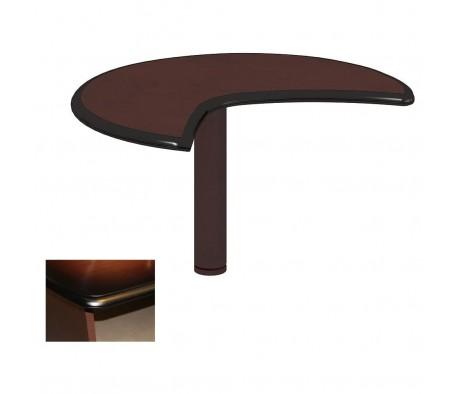 Конференц стол ПК-МСП-ПР115Х125ПСУ-В1 Маэстро премиум