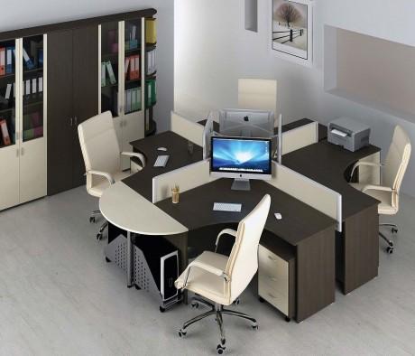 Мебель для персонала Система-M