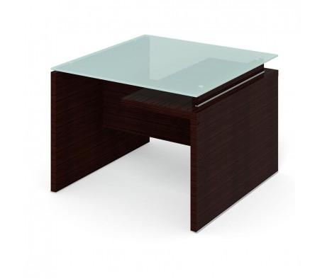 Приставной стол ПК-ДПК-СТП140Х100СМ/Д-В4 Дипломат-кристалл