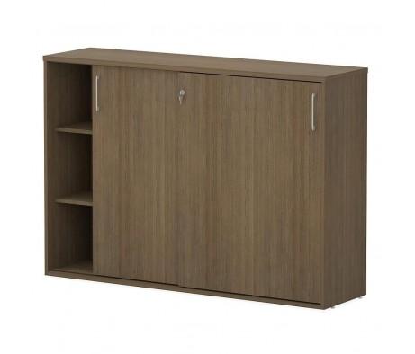 Шкаф офисный для документов ПК-ЭКС-Ш112Х160/2ДК-В1 Эксперт