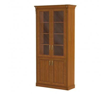 Шкаф офисный для руководителя ПК-МР-ШК220Х106ПС-В2 Марсель