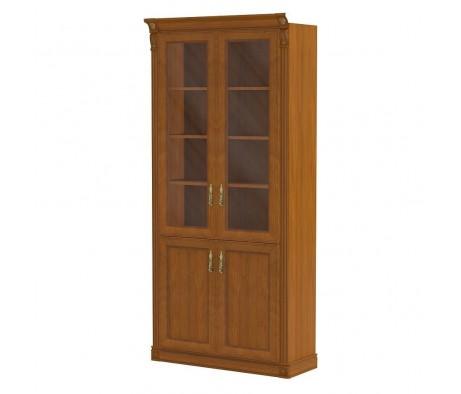 Шкаф офисный для руководителя ПК-МР-ШКЖ220Х106ЛС-В2 Марсель