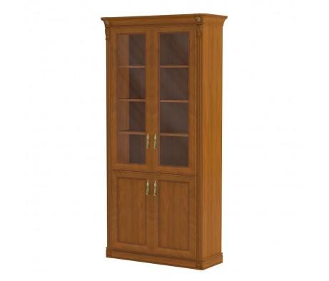 Шкаф офисный для руководителя ПК-МР-ШКЖ220Х111С-В2 Марсель