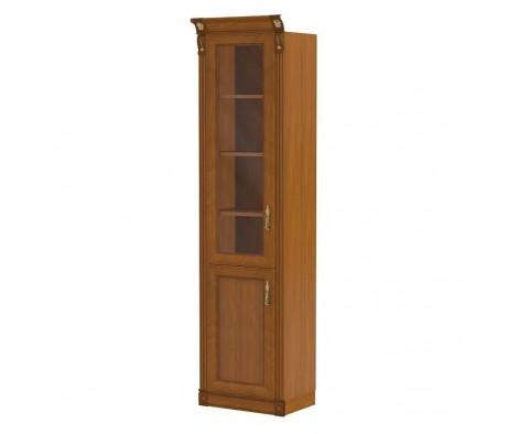 Шкаф офисный для руководителя ПК-МР-ШКЖ220Х61ЛС-В2 Марсель
