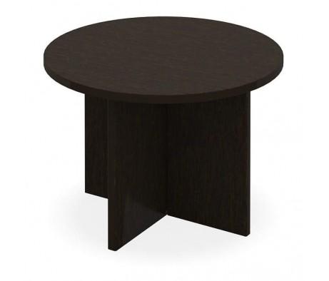 Стол для переговоров ПК-ЛДР-СТГ110Х110/38-В1 Лидер