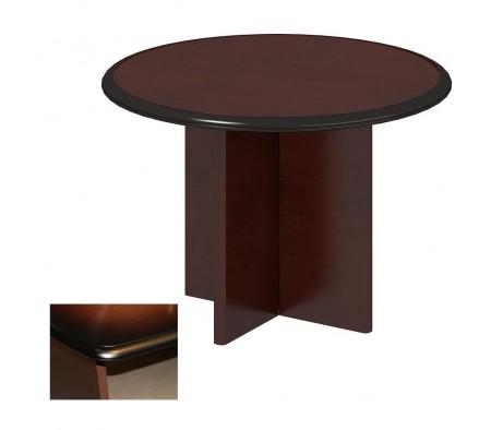 Стол для переговоров ПК-МСП-СТГ110Х110/Д-В1 Маэстро премиум