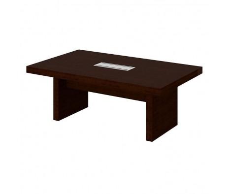 Стол для преговоров 200х120 ПК-СПК-СТГ200Х120-В1 Спикер