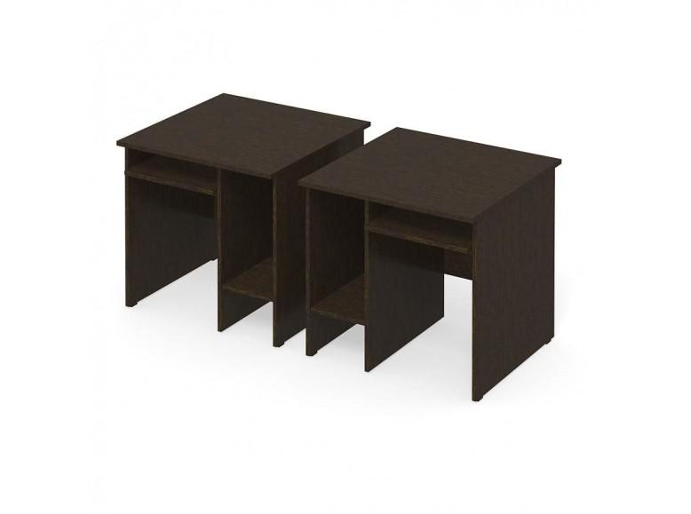 Стол компьютерный офисный ПК-ССМ-СТК82Х80/Д-В1 Система-M