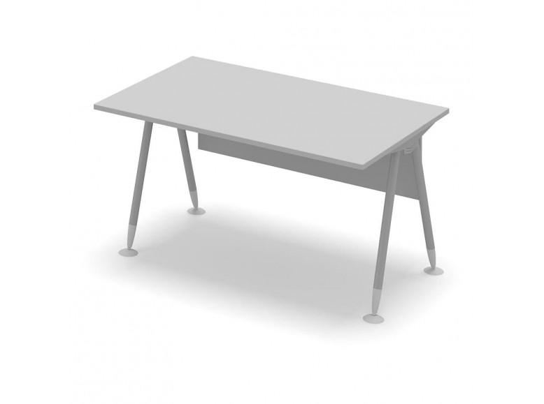 Стол офисный рабочий ПК-ССМ-СТ140Х80/МКФ-В2 Система-M