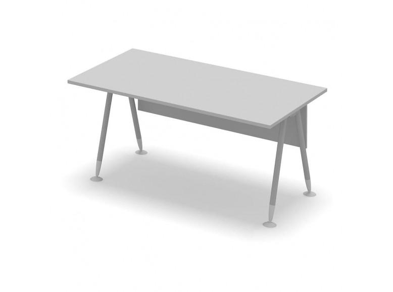 Стол офисный рабочий ПК-ССМ-СТ160Х80/МКФ-В2 Система-M