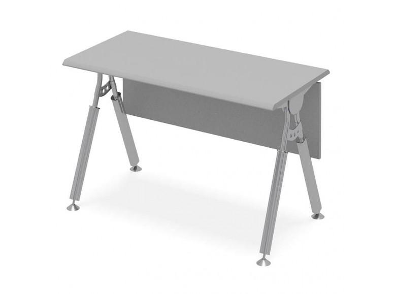 Стол офисный рабочий ПК-ТФ-СТ160Х80/ЦП-В2 Технофорвард
