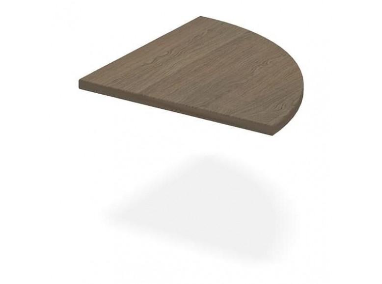 Столешница стола для переговоров ПК-ЛДР-ССМ80Х80П/38-В1 Лидер