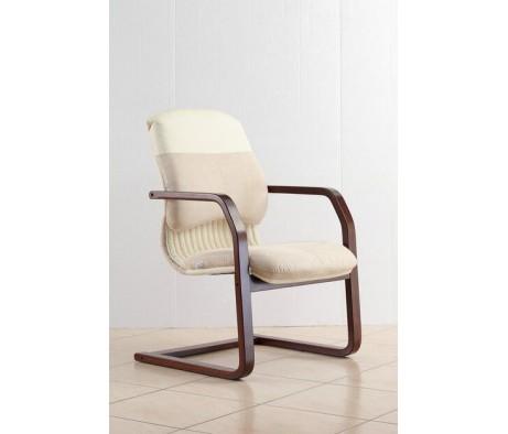 Кресло МАРА В, комб, дерево