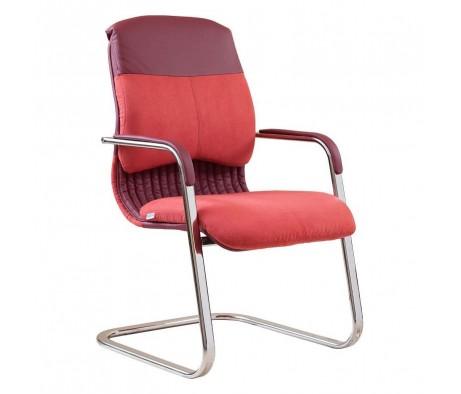 Кресло МАРА В, комб, хром