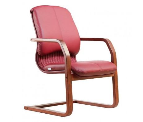 Кресло МАРА В, кожа, дерево