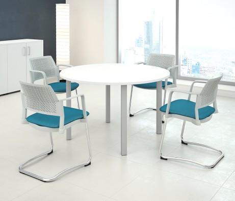 Мебель для переговорных круглые столы для совещаний GDB