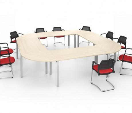 Мебель для переговорных модульные столы для совещаний GDB