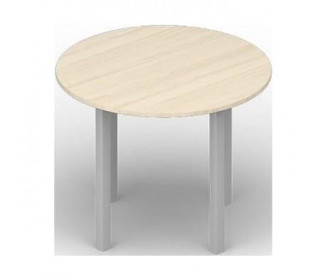 Стол для совещаний 100х72 опоры квадратного сечения Polo