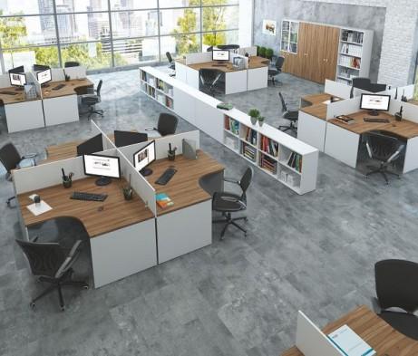 Мебель для персонала Tess Wood