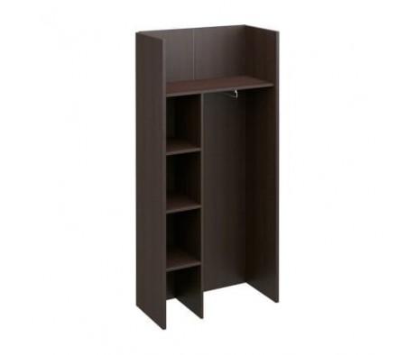 Шкаф для одежды без щитов горизонтальных и дверей 90x43x190 Born
