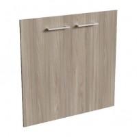 Комплект низких деревянных дверей 77x77x1,6 Belfast