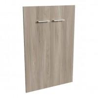 Комплект средних деревянных дверей 115x77x1,6 Belfast