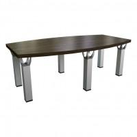 Стол для переговоров составной 220x120x77 Blackwood