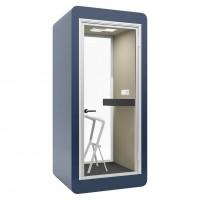 Акустическая кабина LWOP ONE (задняя стенка стекло)