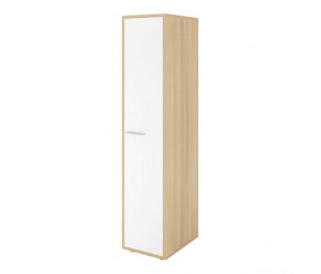 Шкаф для одежды узкий 430х570х1980 Дублин
